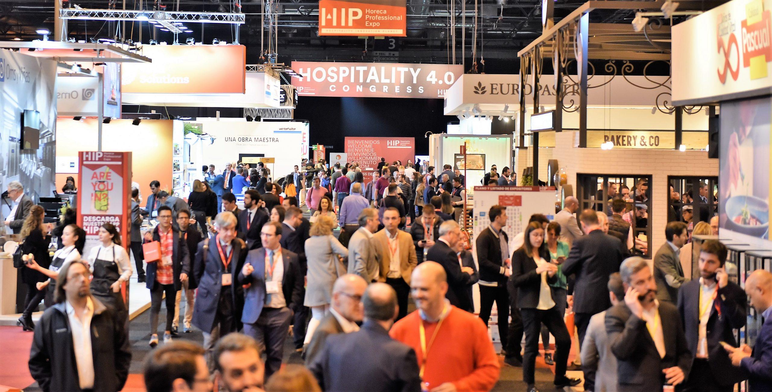 HIP 2020, la mayor cita de innovación del sector Horeca, generará un impacto económico de 51 millones de euros en Madrid