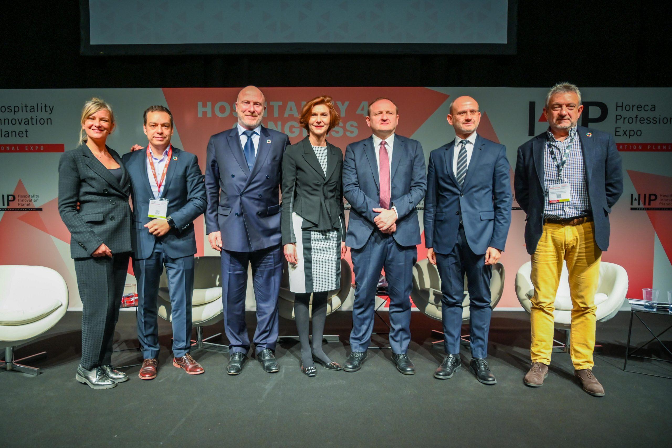 La industria de la hostelería presenta en HIP 2020 sus innovaciones con foco en la robótica, proteína vegetal y el delivery del futuro