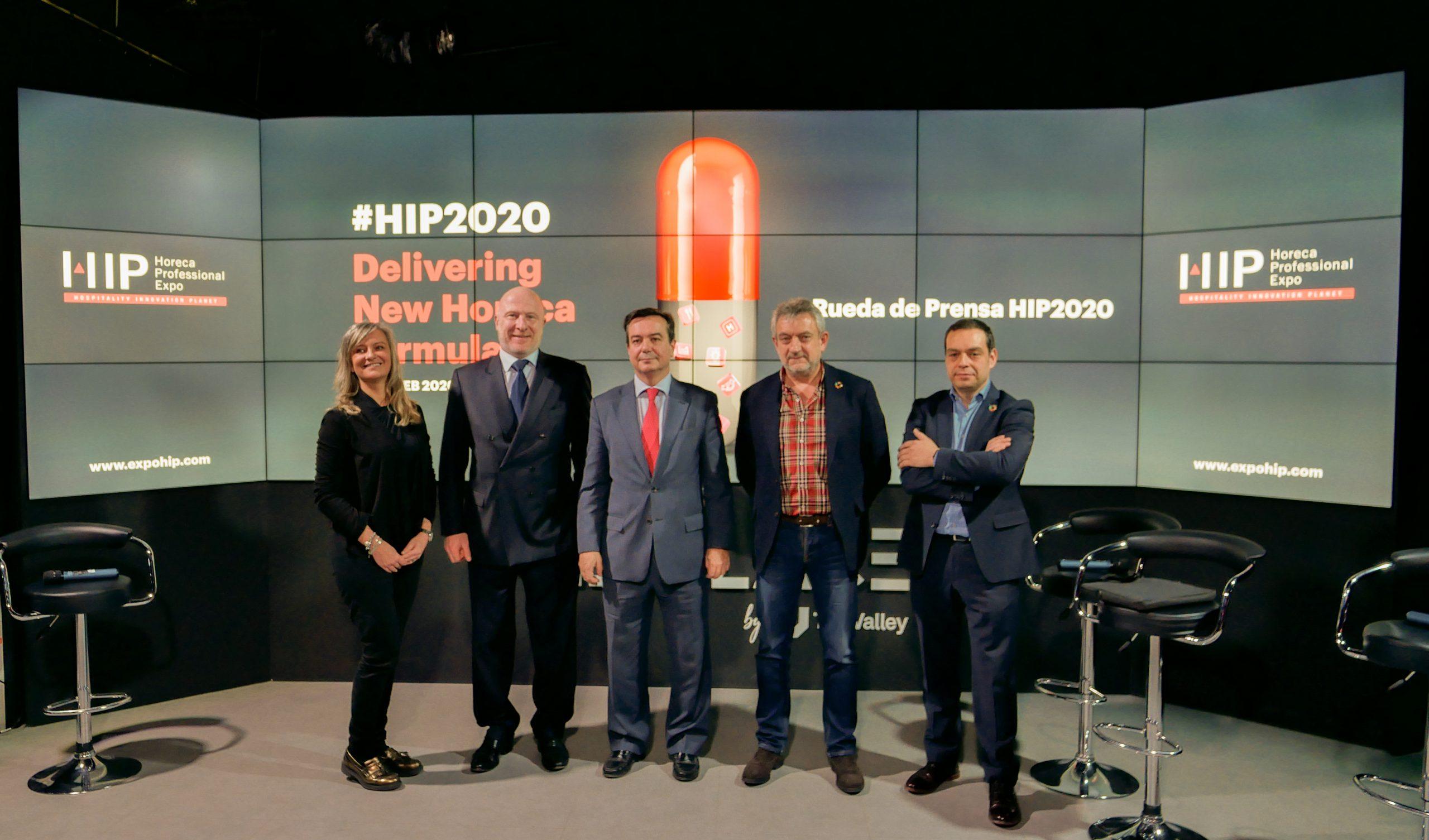 La robótica, la inteligencia artificial y la proteína vegetal, protagonistas de HIP 2020