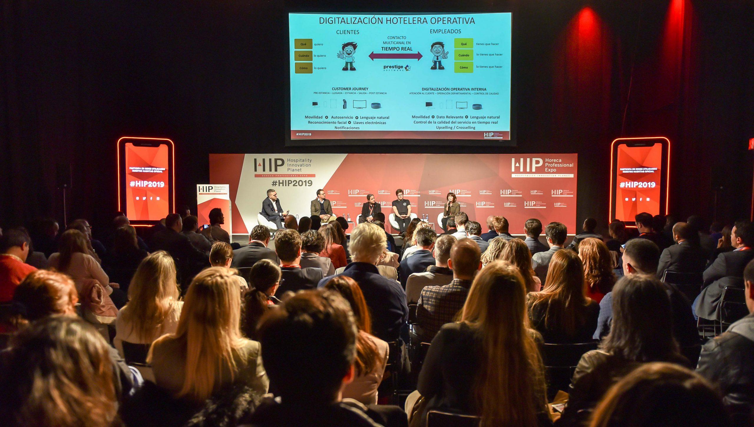 Los directivos con más poder de compra del sector Horeca debatirán en HIP sobre los retos de la nueva década