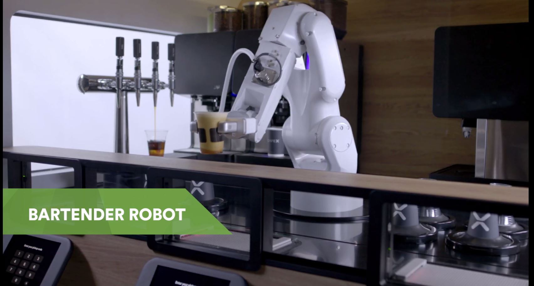 Foodservice Robotics Pioneers