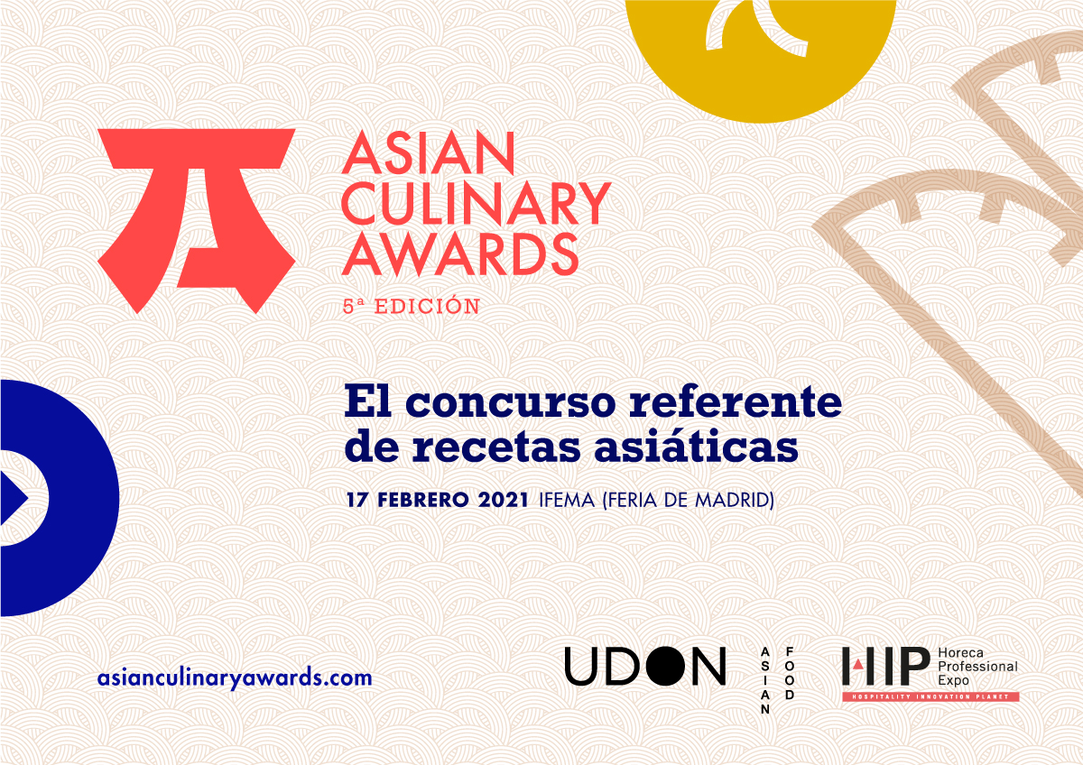 Asian Culinary Awards- Se busca 'la mejor receta asiática de España'