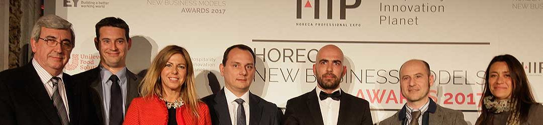 Horeca New Business Models Awards 2017