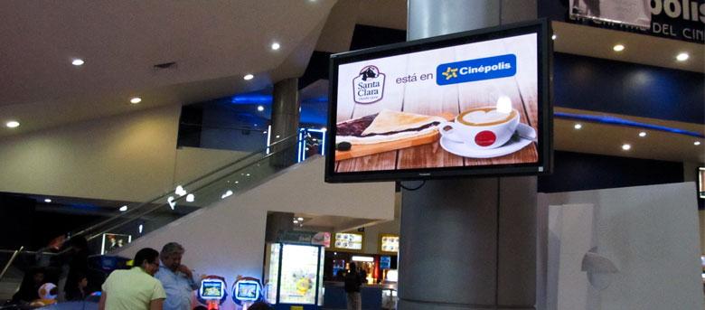 El digital signage en el sector Horeca