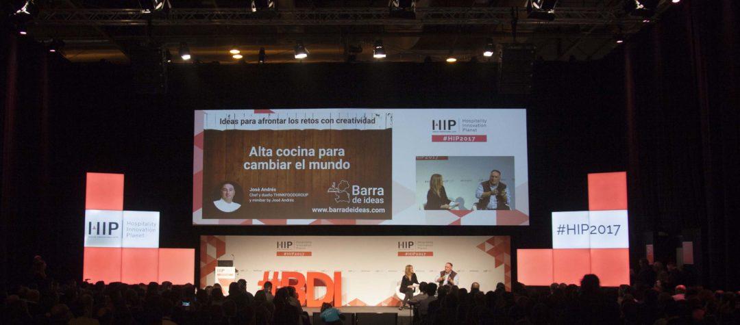 Hospitality 4.0, congreso de innovación del sector horeca, en Hospitality Innovation Planet