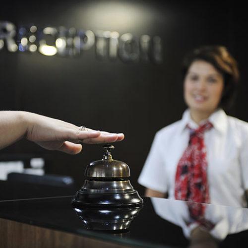 Check-in express vía móvil para hoteles