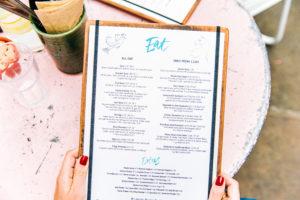 3 pilares imprescindibles para crear la carta de tu restaurante