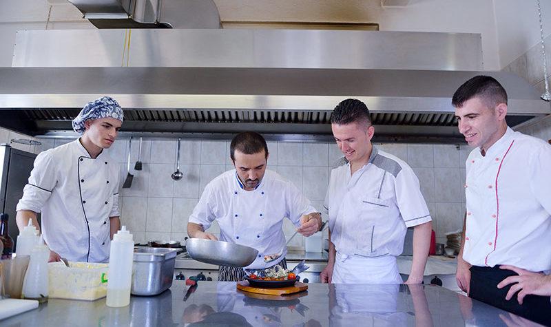 El éxito de los restaurantes especializados