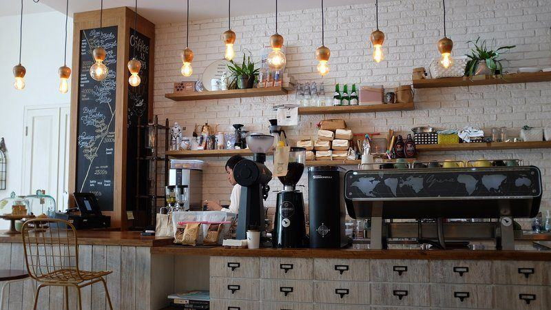 Soluciones innovadoras para bares y cafeterías