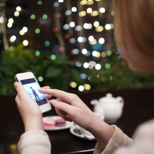 El smartphone, centro de la tecnología en el restaurante