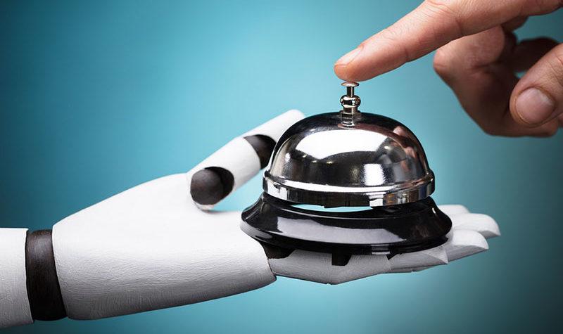 La incursión de los robots en el sector hotelero