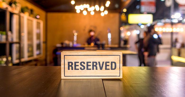 5 razones para tener un Sistema de Reservas Online en tu restaurante