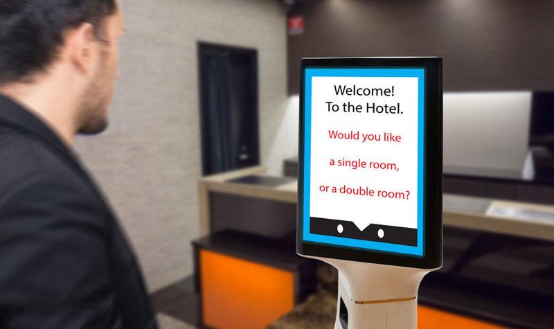 ¿Cuál es el impacto de la inteligencia artificial en hoteles?