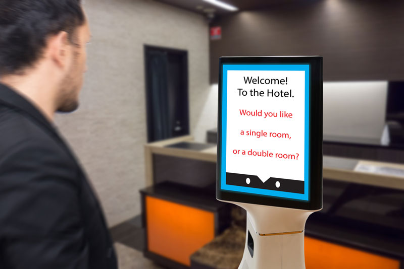 inteligencia artificial en hoteles