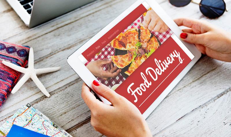 Los beneficios de que los restaurantes sirvan comida a domicilio