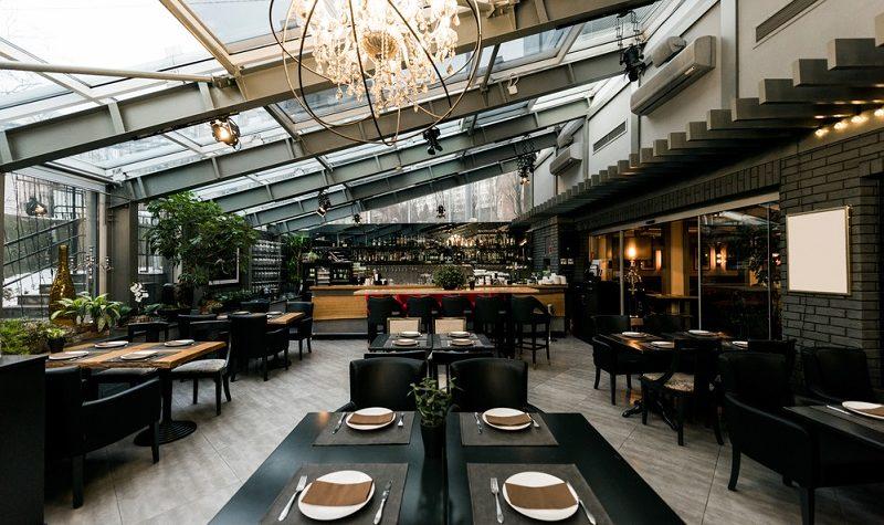 4 estilos de decoración para restaurantes y bares que están triunfando
